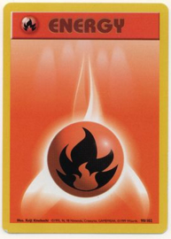 Fire Energy - Unlimited- NeoGen - 107/111