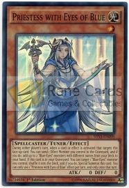 Priestess with Eyes of Blue - Unlimited - SHVI-EN098