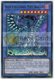 Blue-Eyes Chaos MAX Dragon - 1st. Edition - LDS2-EN016 - Gold
