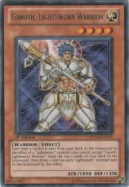 Garoth, Lightsworn Warrior - 1st Edition