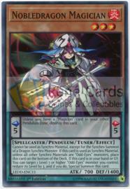 Nobledragon Magician -  1st. Edition - LEDD-ENC11