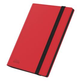 Ultimate Guard 9-Pocket FlexXfolio XenoSkin Red
