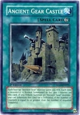 Ancient Gear Castle - 1st Edition - SD10-EN023