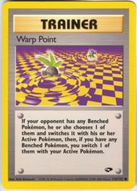 Warp Point - Unlimited- GymChal - 126/132