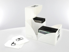Ultimate Guard Twin Deck Case 160+ Standard Size White
