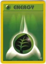 Grass Energy - Unlimited - NeoGen - 108/111