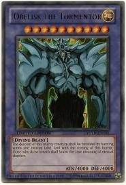 Obelisk the Tormentor - Limited Edition - YGLD-ENG02