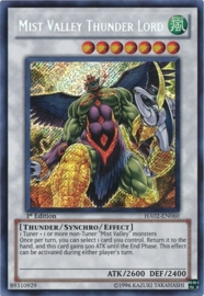 Mist Valley Thunder Lord - 1st Edition - HA02-EN060