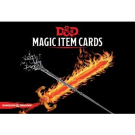 Dungeons & Dragons - Magic Item Cards