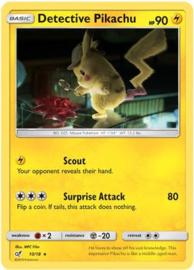 Detective Pikachu - DetPik - 10/18