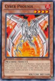Cyber Phoenix - 1st Edition - SDCR-EN008