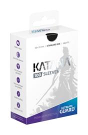 Katana Sleeves - Standard Size - Black