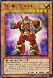 Tasuke Knight - 1st Edition - BP02-EN110