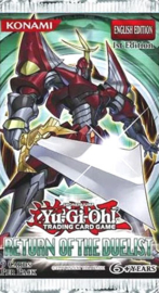 Zexal - Return of the Duelist - 1st. Edition