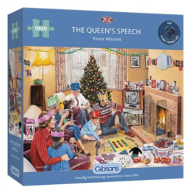 The Queen's Speech (1000)