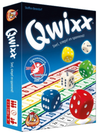 Qwixx (Dice game)