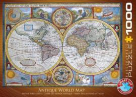 Antique World Map  (1000)