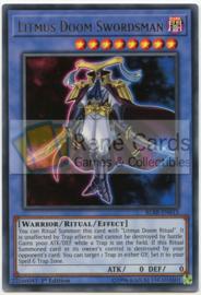 Litmus Doom Swordsman - 1st. Edition - BLRR-EN013