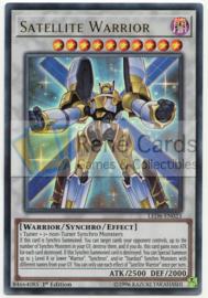 Satellite Warrior - Unlimited - LED6-EN023
