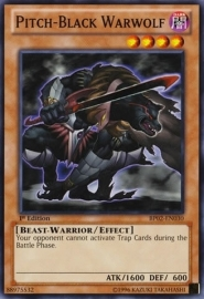 Pitch-Black Warwolf - 1st Edition - BP02-EN030