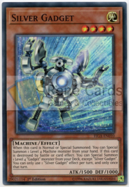 Silver Gadget - 1st. Edition - FIGA-EN010