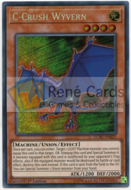 C-Crush Wyvern - 1.st Edition - LCKC-EN021