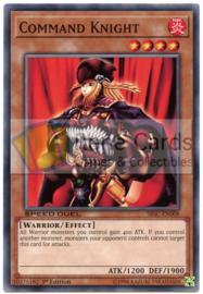 Command Knight - 1st Edition - SBSC-EN008