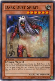 Dark Dust Spirit - Unlimited  - BP01-EN005 - SF