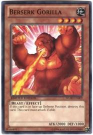 Berserk Gorilla - Limited Edition - WGRT-EN009