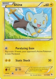 Shinx- FlashF - 32/106