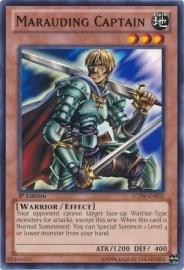 Marauding Captain - 1st. Edition - LCJW-EN032