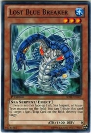Lost Blue Breaker - 1st Edition - SDRE-EN007