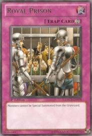 Royal Prison - 1st Edition - ORCS-EN079