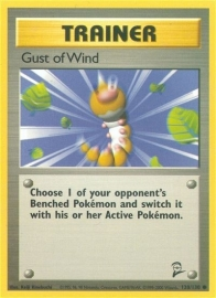 Gust of Wind - Unlimited - BaSe2 - 120/130