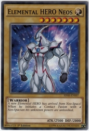 Elemental HERO Neos - Unlimited - SDHS-EN007