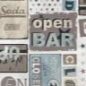 -- NIEUW -- Open BAR