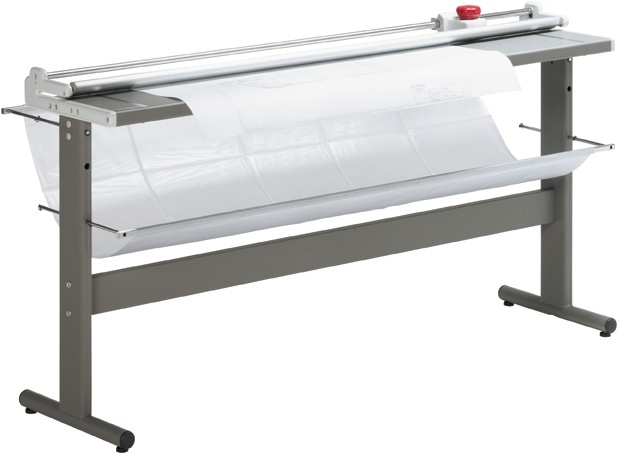 IDEAL 0155  Grootformaat rolsnijmachine / rolsnijder 155cm