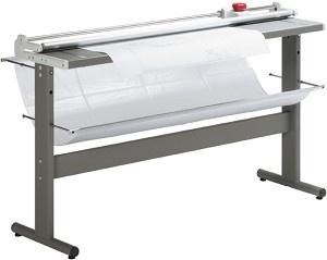 IDEAL 0135 Grootformaat rolsnijmachine / rolsnijder 135cm