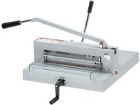 IDEAL 4305 Stapelsnijmachine 43cm zonder onderstel