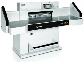 IDEAL 7260 Stapelsnijmachine incl. luchttafel