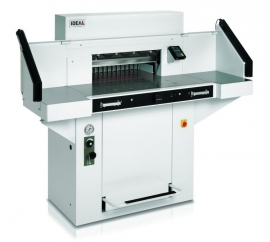 IDEAL 5560 Stapelsnijmachine met luchttafel