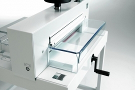 IDEAL 4705 Stapelsnijmachine tafelmodel
