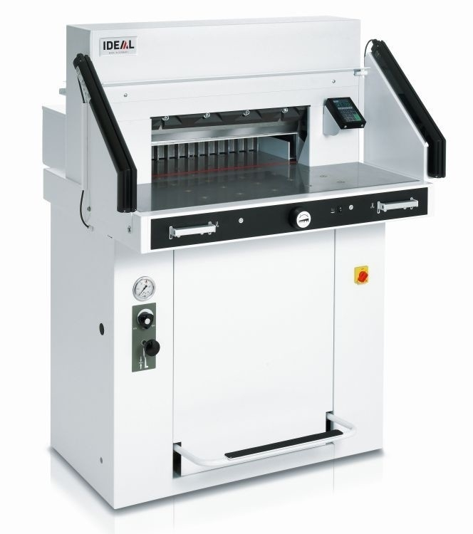 IDEAL 5560 Stapelsnijmachine