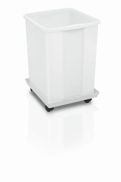 Afvalcontainer verrijdbaar