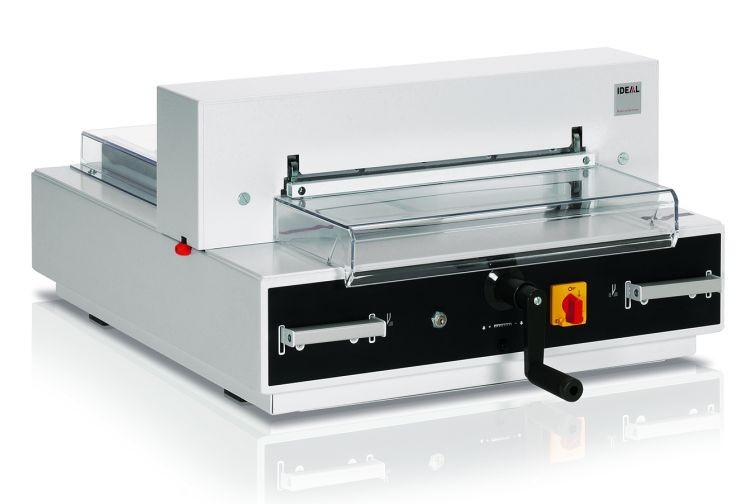 IDEAL 4350 Stapelsnijmachine