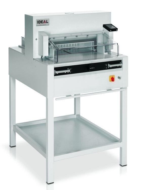 IDEAL 4855 Stapelsnijmachine