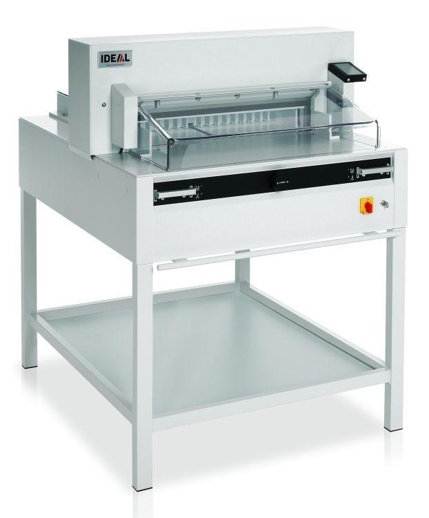 IDEAL 6655 Stapelsnijmachine
