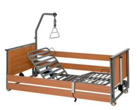 Extra laag Hoog-laag bed, ziekenhuisbed 90 x 200 cm - Ecofit S Low