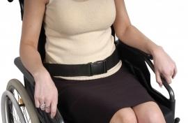 Veiligheidsgordel rolstoelgebruikers (ALS224)