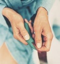 Comfortabele nagelvijlhouder Body Care (ALM80210082)